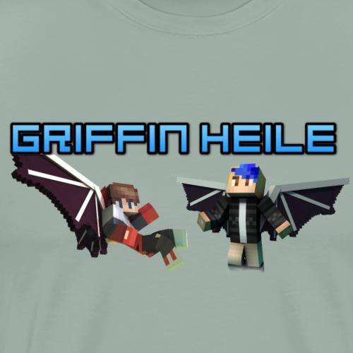 Griffin Heile - Men's Premium T-Shirt