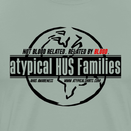 atypical hus families - Men's Premium T-Shirt