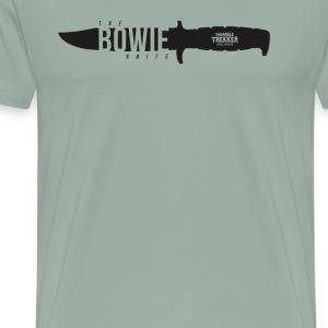 BOWIE KNIFE - Men's Premium T-Shirt