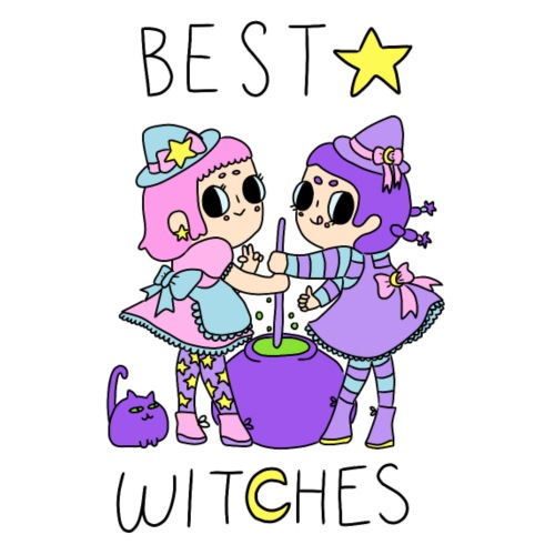 Best Witches - Men's Premium T-Shirt
