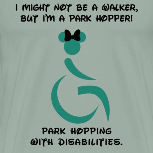 Might not be a walker - Men's Premium T-Shirt