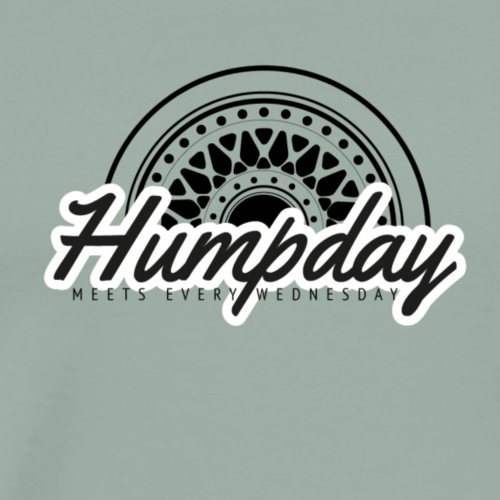 Half rim - Men's Premium T-Shirt