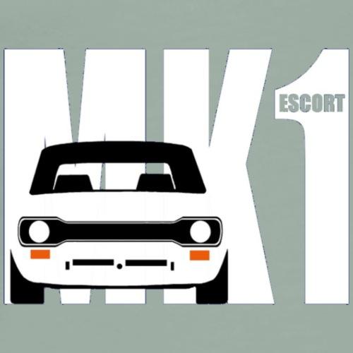 Retro Car MK 1 - Men's Premium T-Shirt