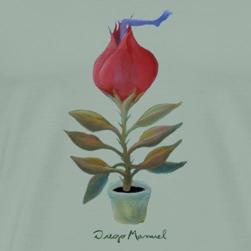 Carnivorous plant - Men's Premium T-Shirt