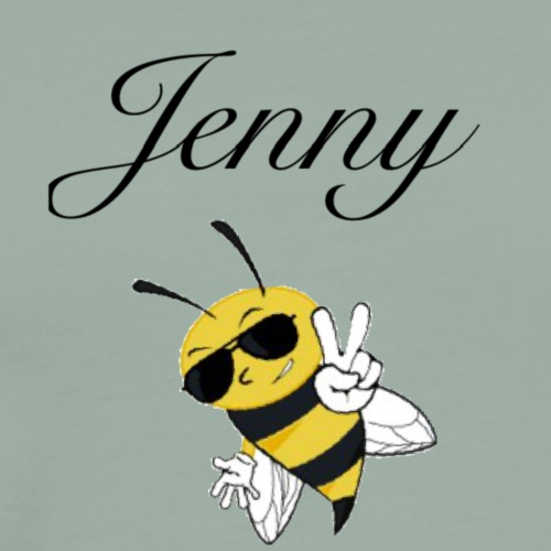 Jenny Bee - Men's Premium T-Shirt