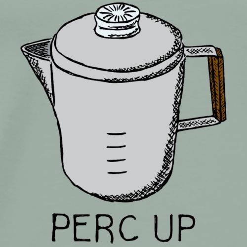 Perc Up - Men's Premium T-Shirt