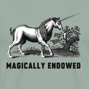 Endowed - Men's Premium T-Shirt