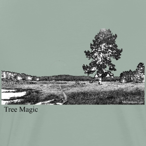Tree Magic - Men's Premium T-Shirt