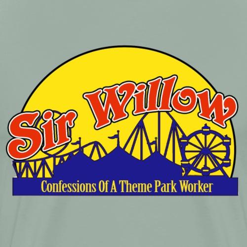 Sir Willow Logo - Men's Premium T-Shirt