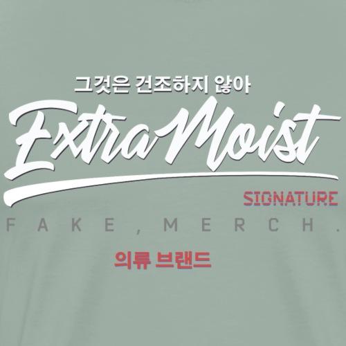 ExtraMoist Signature Blend - Men's Premium T-Shirt