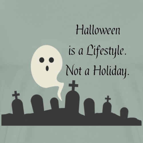 HalloweenLifestyle - Men's Premium T-Shirt