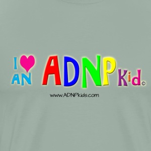 I love an ADNP kid - Men's Premium T-Shirt