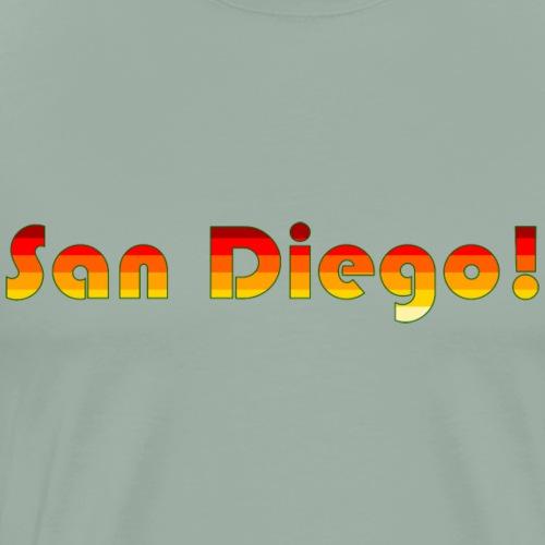 San Diego! - Men's Premium T-Shirt