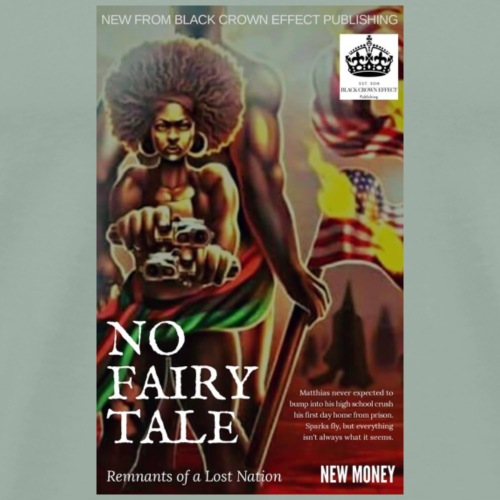 No Fairy Tale - Men's Premium T-Shirt