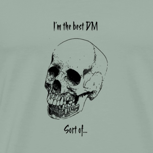 The Best DM - Men's Premium T-Shirt