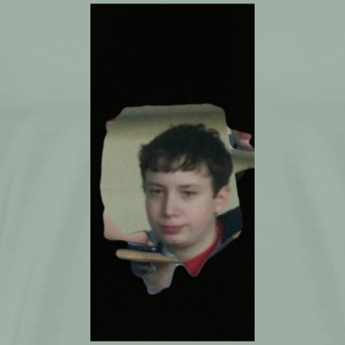 CAIDEN'S FACE!! - Men's Premium T-Shirt