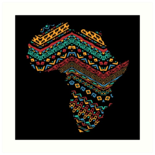 AFRICA HERITAGE FOREVER - Men's Premium T-Shirt