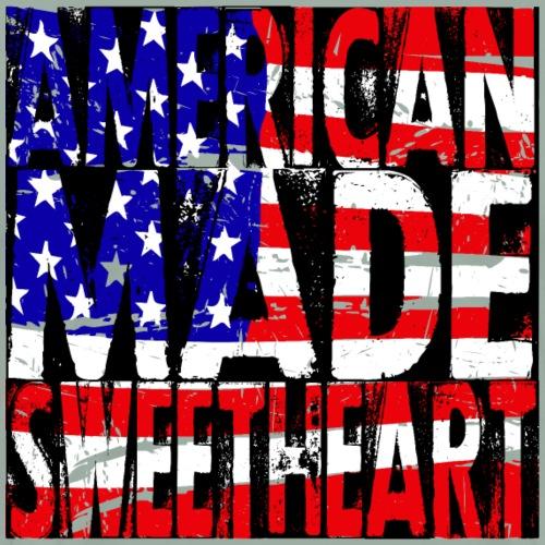 America Made Sweetheart - Men's Premium T-Shirt