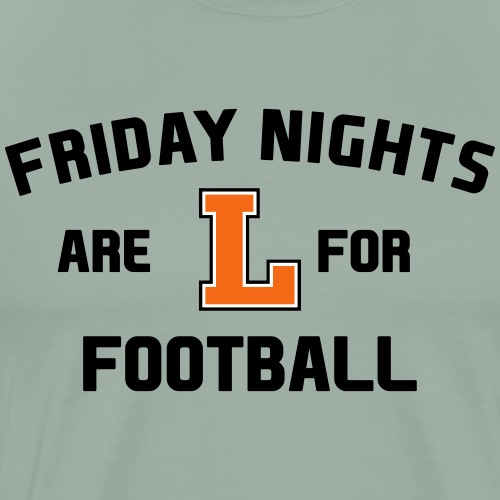 FRIDAY NIGHT FOOTBALL - Men's Premium T-Shirt