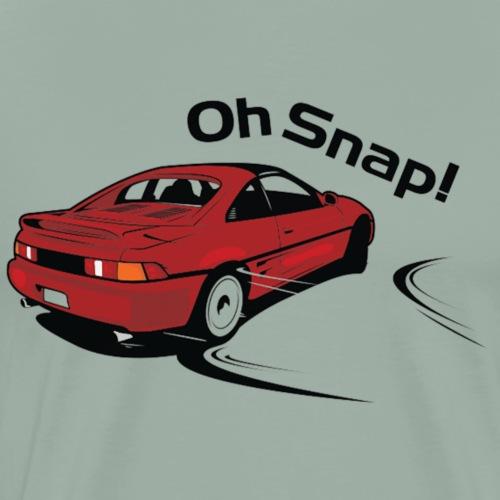 MR2 Oh Snap! - Men's Premium T-Shirt