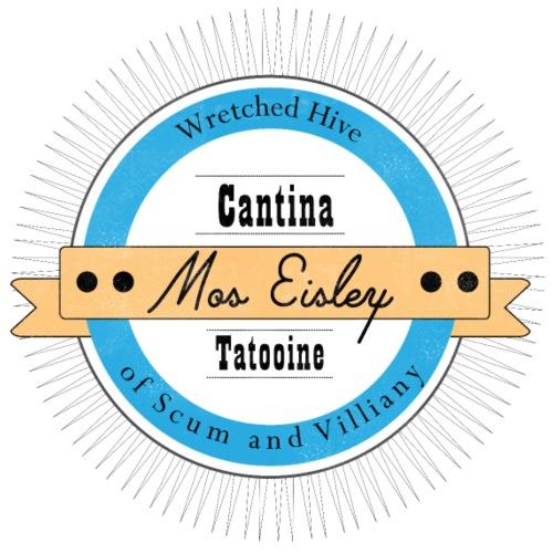 Mos Eisley Cantina Logo - Men's Premium T-Shirt