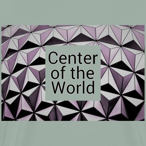 Epcot - Center of the World - Men's Premium T-Shirt