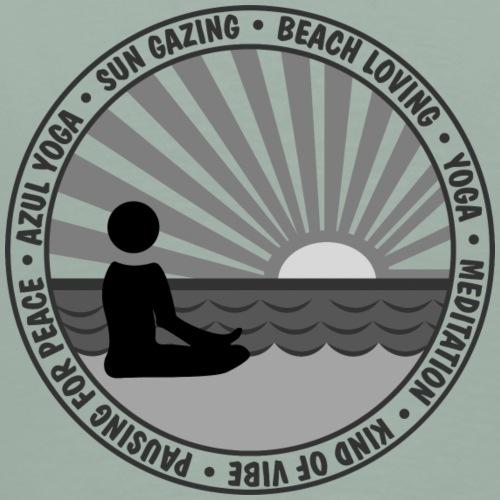 Pausing for Peace - Men's Premium T-Shirt