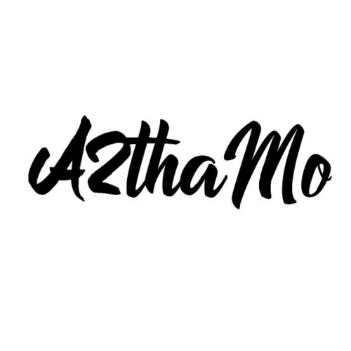 A2thaMo Logo Black - Men's Premium T-Shirt
