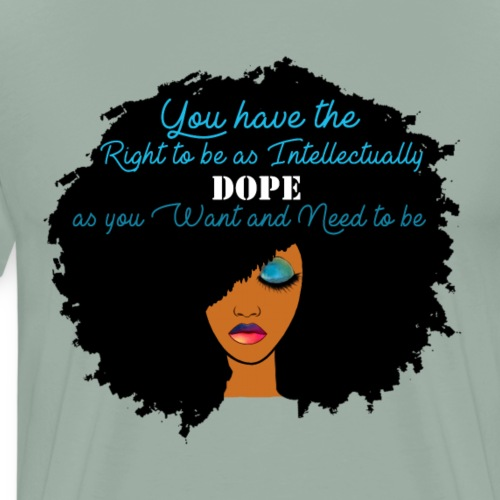 Intellectually DOPE - Black Woman, Woman of Color