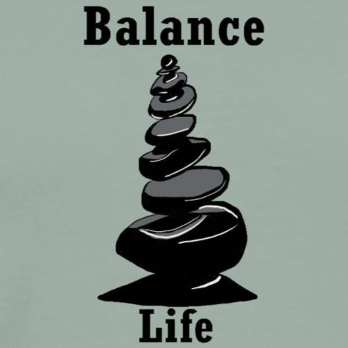 Balance Life - Men's Premium T-Shirt