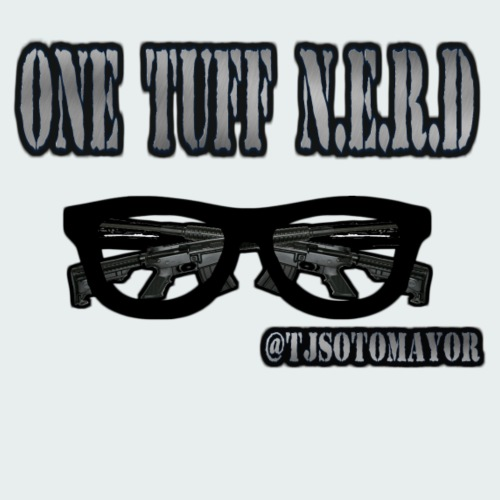 One Tuff Nerd - Men's Premium T-Shirt