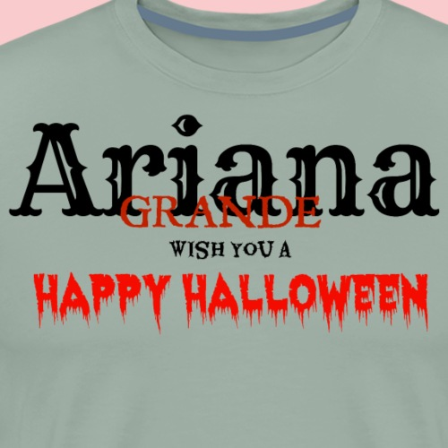Happy Halloween from Ariana Grande ! - Men's Premium T-Shirt