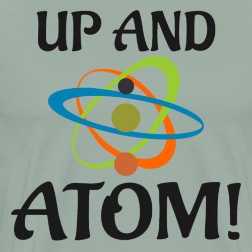 Up And Atom - Men's Premium T-Shirt