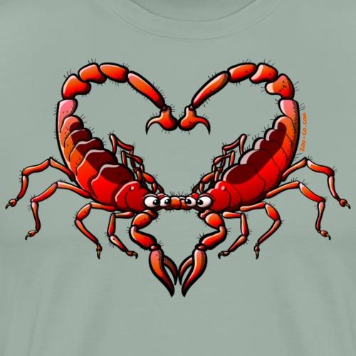 Loving Scorpions - Men's Premium T-Shirt