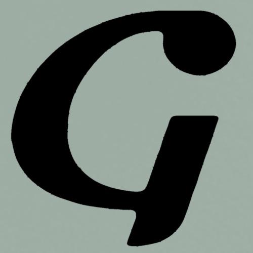Black (gasline) - Men's Premium T-Shirt