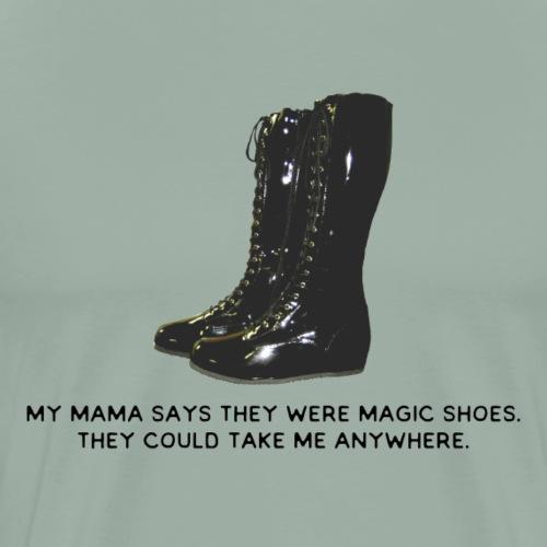 Magic Shoes - Men's Premium T-Shirt