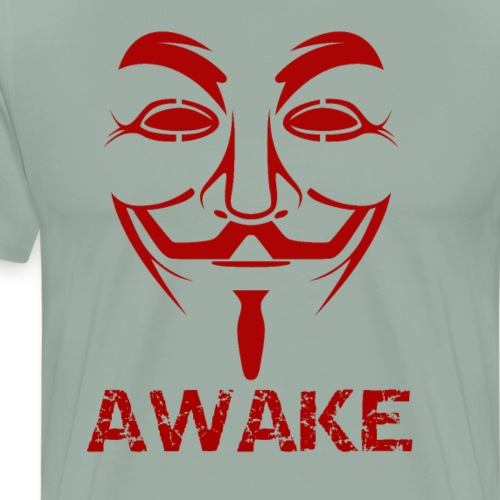Awaken The World - Men's Premium T-Shirt