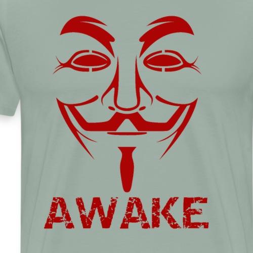 Awaken The World - Men's Premium T-Shirt