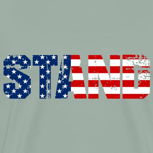 STAND - Men's Premium T-Shirt