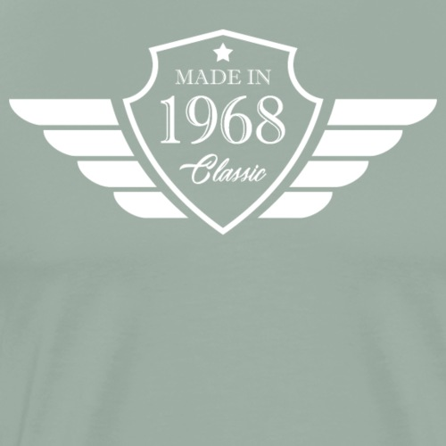 Made in1968 Tshirt 50th Birthday's Gift - Men's Premium T-Shirt