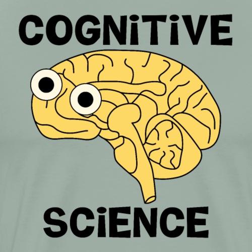 Cognitive Science Brain - Men's Premium T-Shirt