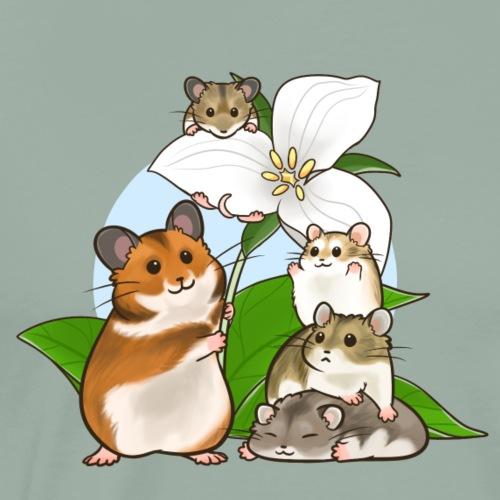 Ontario Hamster Club - Men's Premium T-Shirt