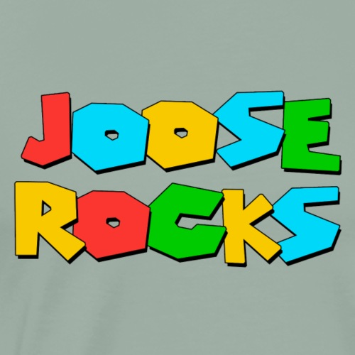 Super Joose Rocks - Men's Premium T-Shirt