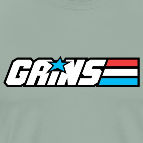 Gains Joe - Men's Premium T-Shirt