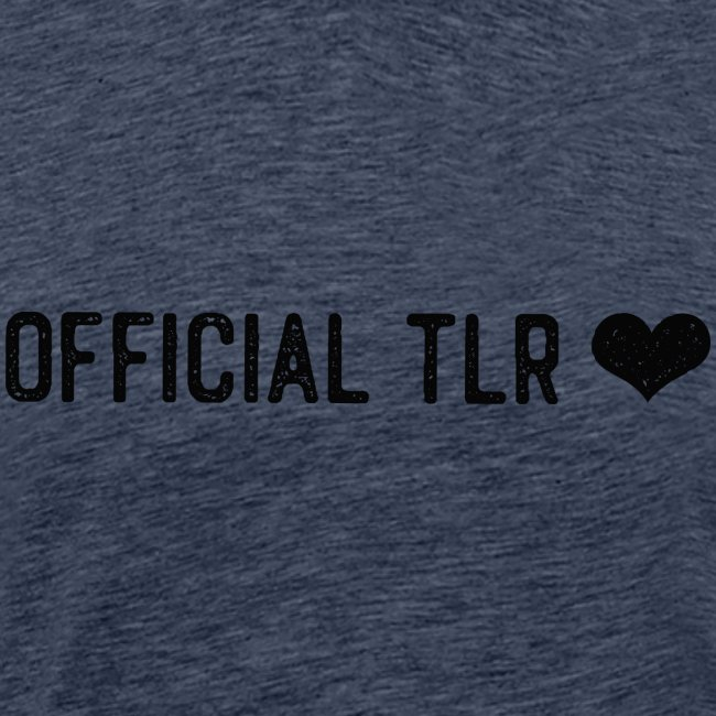 Official TLR ❤️- Black Font