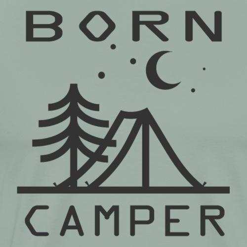 Born Camper - Men's Premium T-Shirt