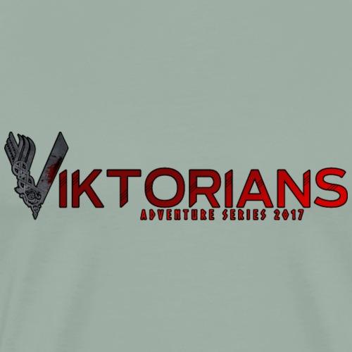 VIKtorians DIGI - Men's Premium T-Shirt