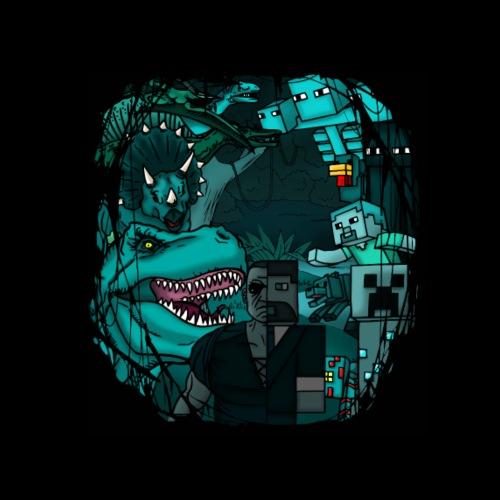 xB - War Of The Games - Men's Premium T-Shirt