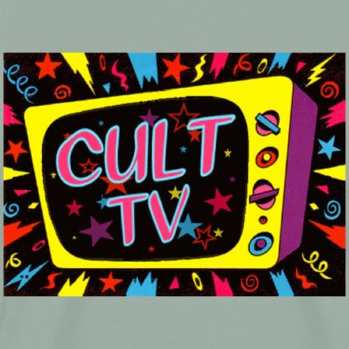 Cult TV Graphic - Men's Premium T-Shirt