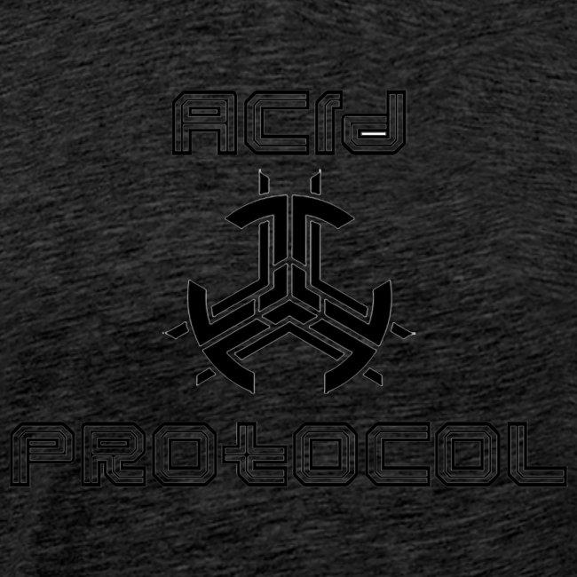 ACID PROTOCOL OFFICIAL LOGO BLACK